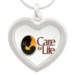 Care For Life Logo Necklaces