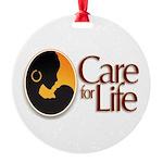 Care for Life Logo Ornament