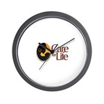 Care for Life Logo Wall Clock