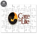 Care for Life Logo Puzzle