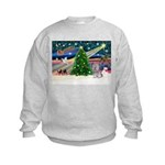 Xmas Magic / Skye Terri Kids Sweatshirt
