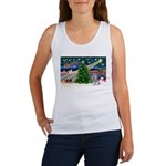 Xmas Magic / Skye Terri Women's Tank Top