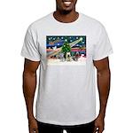 Xmas Magic & Skye Trio Light T-Shirt