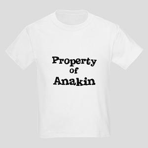 Property of Anakin Kids T-Shirt