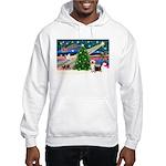 Xmas Magic & Silk Ter Hooded Sweatshirt
