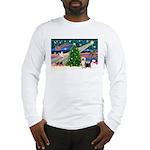 Xmas Magic & Silk Ter Long Sleeve T-Shirt