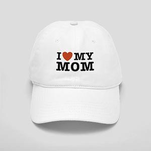 I Love My Mom Cap