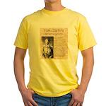 Tom Custer Yellow T-Shirt