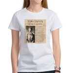 Tom Custer Women's T-Shirt