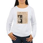 Tom Custer Women's Long Sleeve T-Shirt
