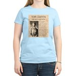 Tom Custer Women's Light T-Shirt