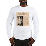 Tom Custer Long Sleeve T-Shirt