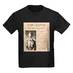 Tom Custer Kids Dark T-Shirt