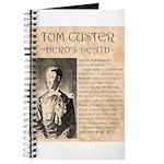 Tom Custer Journal
