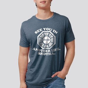 Classic LOST Quote Women's Dark T-Shirt