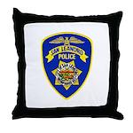San Leandro Police Throw Pillow