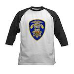 San Leandro Police Kids Baseball Jersey