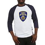 San Leandro Police Baseball Jersey