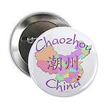 Chaozhou China Map 2.25