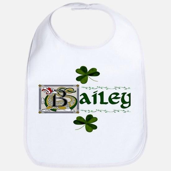 Bailey Celtic Dragon Bib