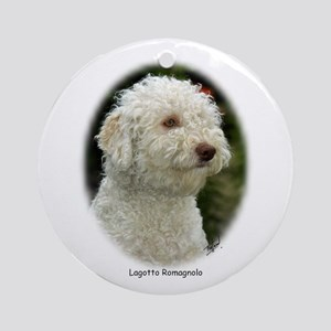 Lagotto Romagnollo 9M048D-18 Ornament (Round)