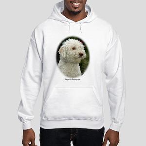 Lagotto Romagnollo 9M048D-18 Hooded Sweatshirt