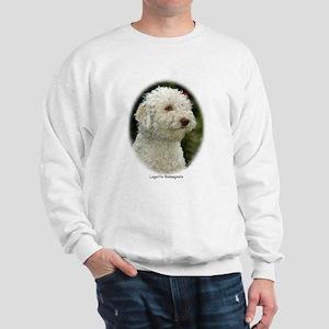 Lagotto Romagnollo 9M048D-18 Sweatshirt