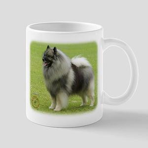 Keeshond 9J28D-01 Mug