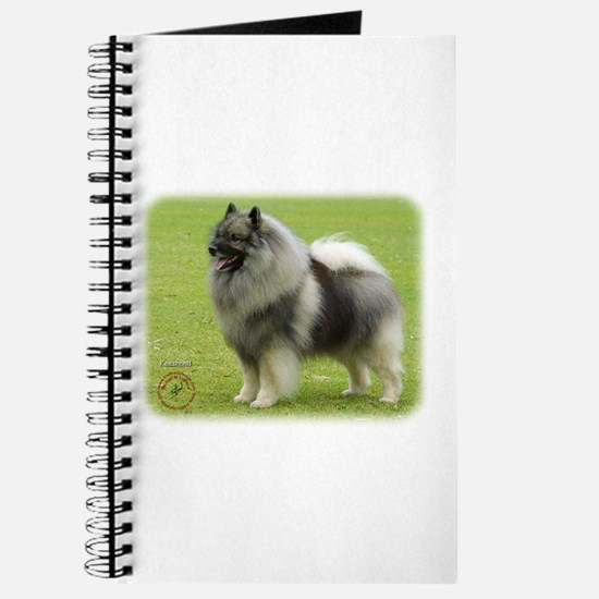 Keeshond 9J28D-01 Journal