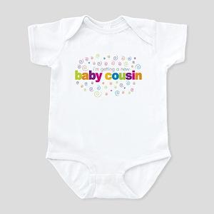 baby cousin t-shirt Infant Bodysuit