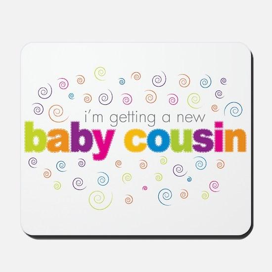 baby cousin t-shirt Mousepad