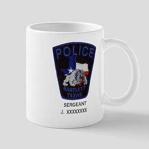 Sergeant J Mug