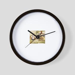 thankjsg Wall Clock
