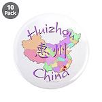 Huizhou China Map 3.5