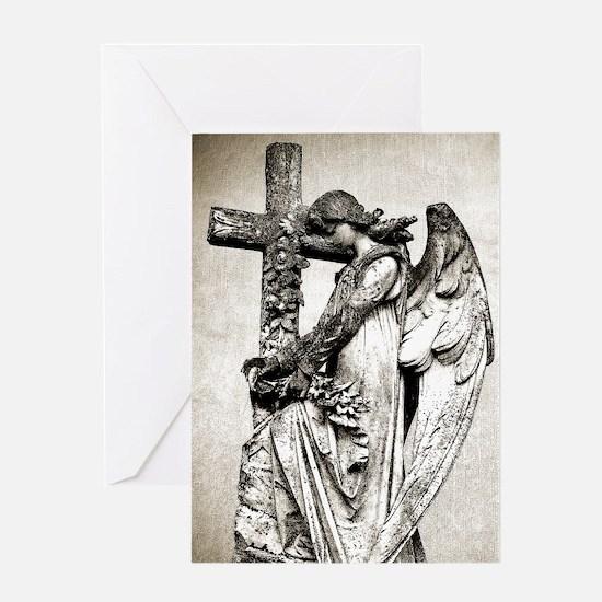 Roscommon Angel No. 1 Greeting Card