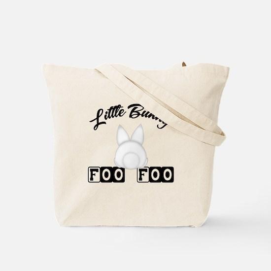 Bunny Foo Foo Tote Bag