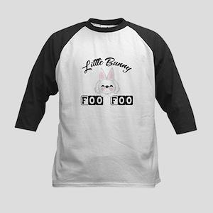 Bunny Foo Foo Kids Baseball Jersey