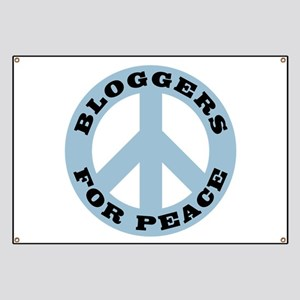 Bloggers For Peace Banner