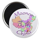 Maonan China Map Magnet