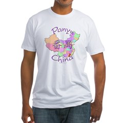 Panyu China Map Shirt