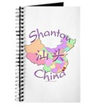Shantou China Map Journal