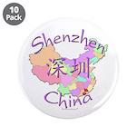 Shenzhen China Map 3.5