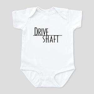 Drive Shaft Infant Bodysuit