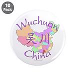 Wuchuan China Map 3.5