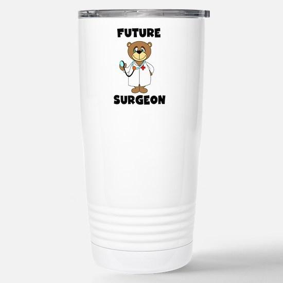 Future Surgeon Stainless Steel Travel Mug