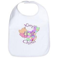 Xinyi China Map Bib