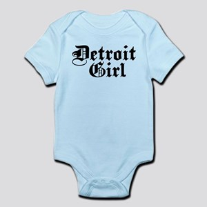 Detroit Girl Infant Bodysuit