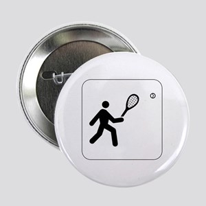 Tennis Icon Button