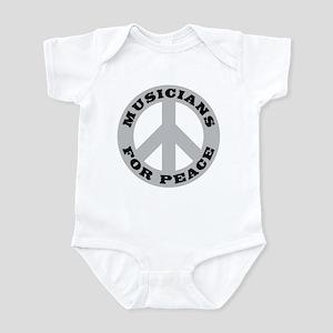 Musicians For Peace Infant Bodysuit