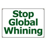 Stop Global Whining Banner